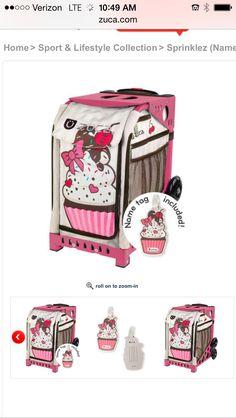 Zuca backpacks