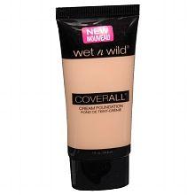 Wet n Wild CoverAll Cream Foundation Light/Medium $2.79!