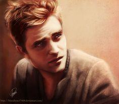 Edward Cullen  By: blueabyss
