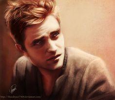 Edward Cullen - The Twilight Saga - Awesome Fan Art