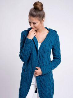 Sweaters, Fashion, Girls Coats, Knits, Dots, Moda, Fashion Styles, Sweater, Fashion Illustrations