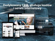 Carserwis. Dedykowany CRM, obsługa leadów i #serwisinternetowy.