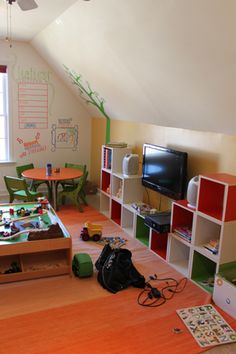 #eco friendly kid's room makeover