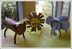 Jungle Crafts summer-camp