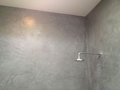 Plastered Shower Walls instead of tile....