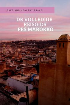 When booking a trip to Morocco this royal city can't miss! In this Travel Guide Fez you'll find all the spots you can't miss on your citytrip to Fez! Fez Morocco, Visit Morocco, Morocco Travel, Africa Travel, Marrakesh, Casablanca, Amazing Destinations, Travel Destinations, Fes