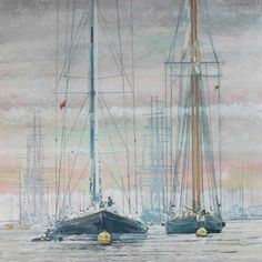 Mixed media 45 x 45 (64 x 64 cm framed) £1,750 - or spread the cost, interest-free, over 10 months with Own Art. Part of the Royal Society of Marine Artists Annual Exhibition 2020 at Mall Galleries 30 September to 10 October #MarineArt #AffordableArt #ArtfortheHome #Seaside #BritishCoast #Staycation #Holiday #TheSea #Ships #Sailing #IsleOfWight John Scott, 30 September, Royal Society, Isle Of Wight, Affordable Art, Staycation, Sailing Ships, Seaside, Galleries