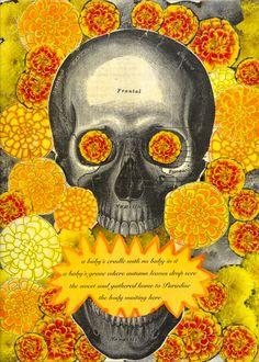 memento mori, artist unknown