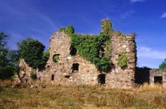 Gight is the name of an estate in the parish of Fyvie in the Formartine area of Aberdeenshire, Scotland, United Kingdom. It is best known as the location of the 16th-century Gight Castle,ancestral home of Lord Byron. The Gight Woods are presently a protected natural forest