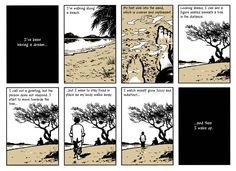 Sin Titulo by Cameron Stewart. #webcomics Highly suspenseful.