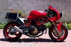 Moto Motivo Ducati F1 Endurance Racer Tribute 2 by CC Rydah, via Flickr