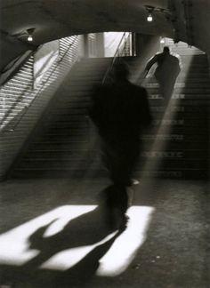 JoeInCT • Metro Release, Paris, Photo by Sabine Weiss, 1955