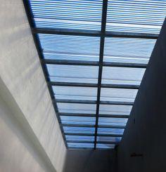 Unarte puebla fachada realizada con 3dlite colores - Lamina de policarbonato ...