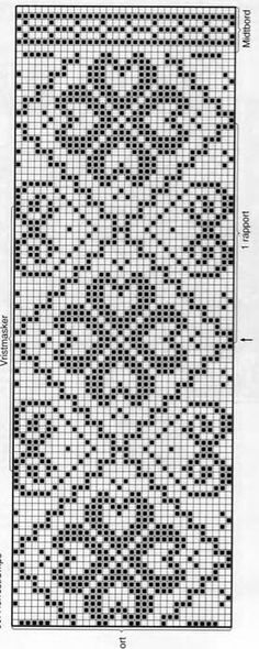 Charting Knitting Patterns : 1000+ images about Knit Charts on Pinterest Knit ...