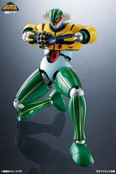 Super Robot Chogokin Steel Jeeg   CollectionDX