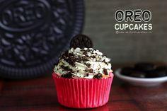 OREO cupcakes   by Emily's Cupcakes