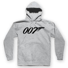 007 James Bond Hoodie