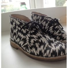 Cool shoes by Eley Kishimoto/Clarks. Find them here > http://anywear.dk/product/st%C3%B8vletter/eley-kishimoto/cool-%C3%B8rkenst%C3%B8vle-fra-eley-kishimotoclarks