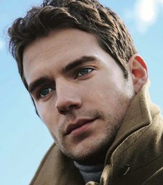 Henry Cavill otherwise known as the Duke of Suffolk or Superman <3