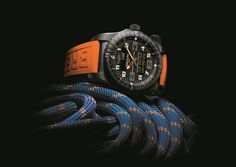 Professional Watches – Wristwatch News, Reviews, & Original Watch Images: Breitling Emergency Night Mission