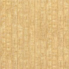 Aged Tan Beadboard Wallpaper