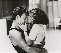 Inspiring image black&grey, boy, dirty dancing, girl, patrick swayze #348320 - Resolution 500x367px - Find the image to your taste
