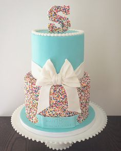 16th Birthday Cake For Girls, 10 Birthday Cake, Beautiful Birthday Cakes, Beautiful Cakes, Amazing Cakes, Melting Ice Cream Cake, Cake Designs For Girl, Beach Cakes, Cupcakes