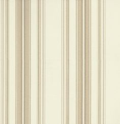 Jasmine Stripe (68763) - Albany Wallpapers - An all over striped wallcovering design with stripes of various widths. Shown here in bronze and cream. Other colourways are available. Please request a sample for a true colour match. Paste-the-wall product.