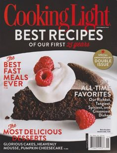 Cooking Light Magazine November 2012 (Best recipes « Library User Group