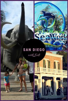 San Diego with Kids. What to see and do on a #familyholiday to San Diego. #TravelTips for #TravelWithKids