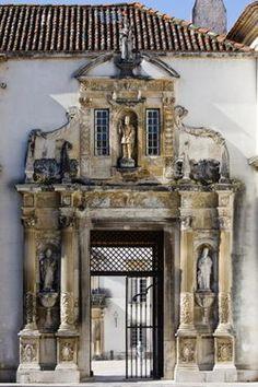 Centro do Património Mundial da UNESCO - Documento - Universidade de Coimbra - Alta e Sofia Portugal, Heritage Center, Cool Art, Fun Art, Big Ben, World, Building, Places, Europe