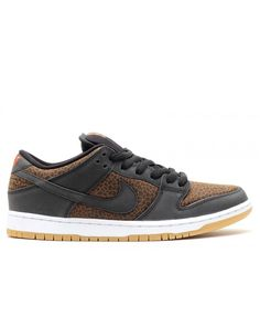 half off b1070 276cc Dunk Low Premium Sb Black, Black, Team Orange 313170-018 Nike Dunks