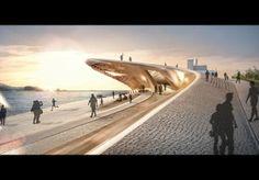 Amanda Levete's Lisbon culture centre | News | Architects Journal, Portugal