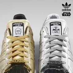 Adidas Originals lança tênis com inspiração em Star Wars