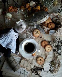miś , bear, art doll Bear Art, Art Dolls, Blog, Blogging