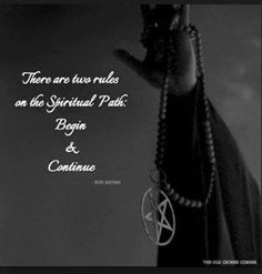 Spiritual path of a Wiccan Life...