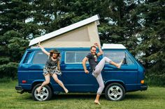 Here's a look at our new purchase! 1981 Volkswagen Westfalia