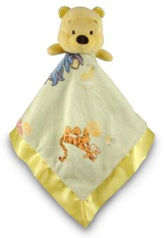 Kids Preferred Pooh Blanky, Winnie The Pooh Welcome to the wonderful world of Red shirt Pooh. Based on the original classic tales of Winnie the Pooh. This Winnie the Pooh blanket buddy is great for snuggling. Perfectly sized for little hands to hold on. Will be sure to delight mom and baby alike.