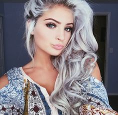 grey hair colors 2017 hair pinterest hair color 2017. Black Bedroom Furniture Sets. Home Design Ideas