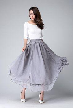 6539dbac62 140 Best Chiffon Maxi Skirts images