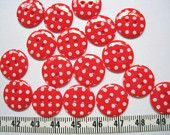 Etsy site with lots and lots of buttons