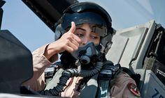 Hosts crack sexist jokes about UAE's Major Mariam al-Mansouri, calling her 'boobs on the ground'