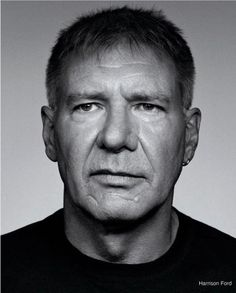 Harrison Ford by Alex Cayley