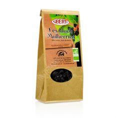 Mulberries noires bio 150g  5,95 €  nutrinaturel