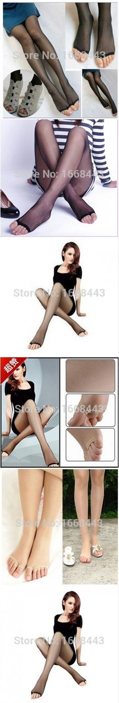 2016 Hot Sale New Skin Sex Pantyhose With Silk Stockings Mature Women Black Nylon Pantyhose Summer Style $4.6