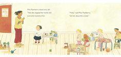 The Totally Wonderful Miss Plumberry - by Michael Rosen, illustr. Chinlun Lee