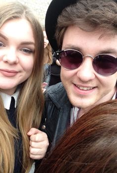 Jake Roche I love you you you you you you and only you, i miss this day