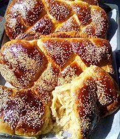Greek Sweets, Greek Desserts, Greek Recipes, Vegan Desserts, Vegan Recipes, Cooking Recipes, Greek Cookies, Cake Mix Cookie Recipes, Sweet Cooking