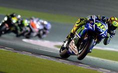 Rossi pazzesco trionfa! e il podio è tutto tricolore! #motogp #rossi #vittoria
