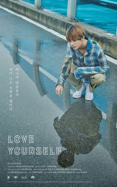 BTS V Taehyung Yourself concept (Part
